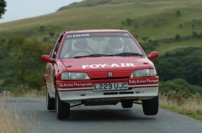 106 RALLY CAR